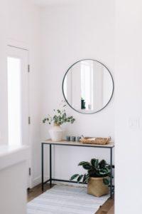 muebles para decorar tu recibidor