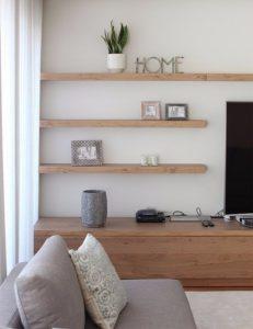 hacer que tu casa parezca más grande con muebles a medida