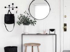 Muebles perfectos para decorar un recibidor
