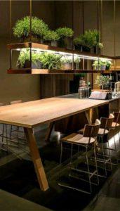 ideas para estanterias abiertas de cocina