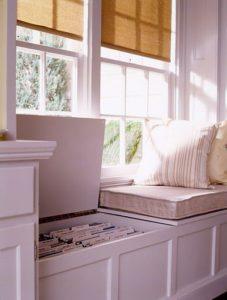 Consejos para aprovechar rincones difíciles bajo ventanas