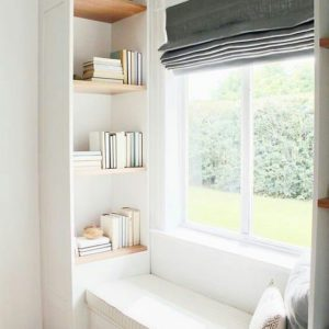 Consejos para aprovechar rincones difíciles bajo las ventanas