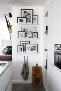 decoración cuadros y fotografías habitaciones