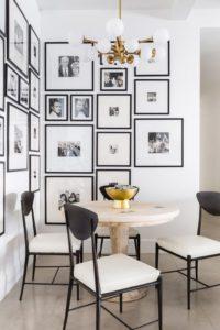 decorar con cuadros y fotografías con estilo