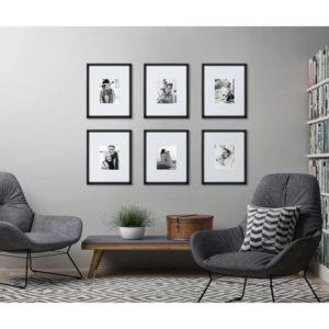Cómo decorar diferentes cuadros y fotografías con estilo