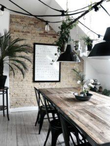 Comedores de estilo minimalista