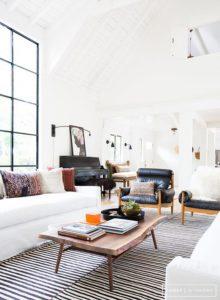 combinar estilos decorativos con éxito color