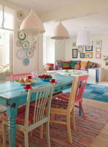 Ideas para decorar con alfombras