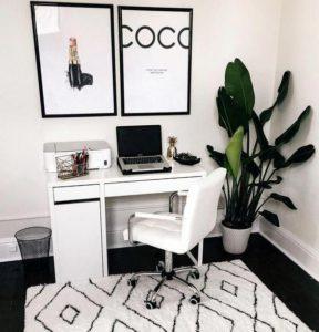 Ideas decorar alfombras estudio