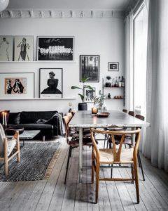 Ideas decorar alfombras salón