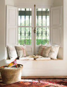 integrar asientos en el hogar espacios
