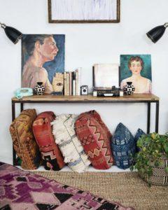 Cómo integrar asientos extras en el hogar cojines