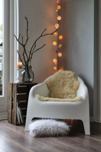 Ideas decorar hogar en invierno
