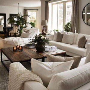 decorar tu hogar en invierno materiales