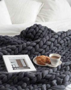 Ideas para decorar tu hogar en invierno telas