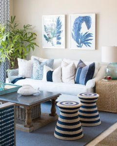 integrar asientos casa taburetes