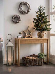 decorar hogar en invierno detalles navideños