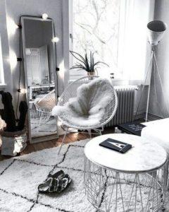decorar hogar invierno telas