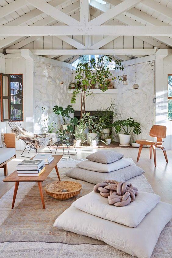 Cómo integrar asientos extras en el hogar