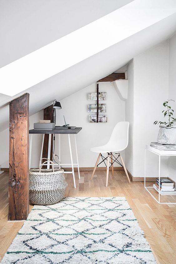 Cómo decorar con techos bajos