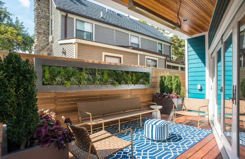 Ideas sorprendentes para decorar tu balcón