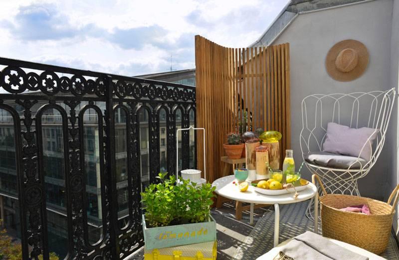 Ideas sorprendentes para decorar tu balcón estilo campestre