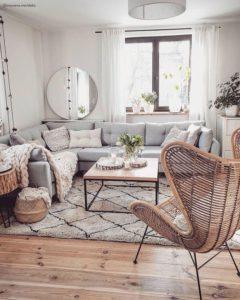 Ideas para amueblar salones pequeños simplificar
