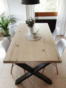 Mesas de comedor rústicas estilo acogedor
