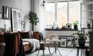 Ideas para amueblar salones pequeños mesa de centro