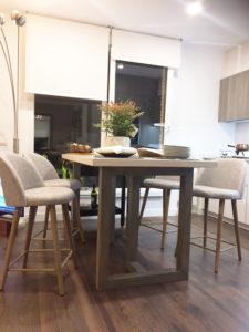 Ideas para aprovechar el espacio en la cocina