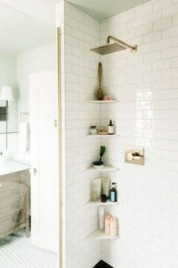 Almacenaje espacio extra baño
