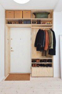 Almacenaje espacio extra recibidores