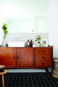 baños con Inspiración vintage
