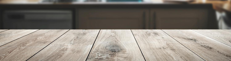 mesa a medida de madera